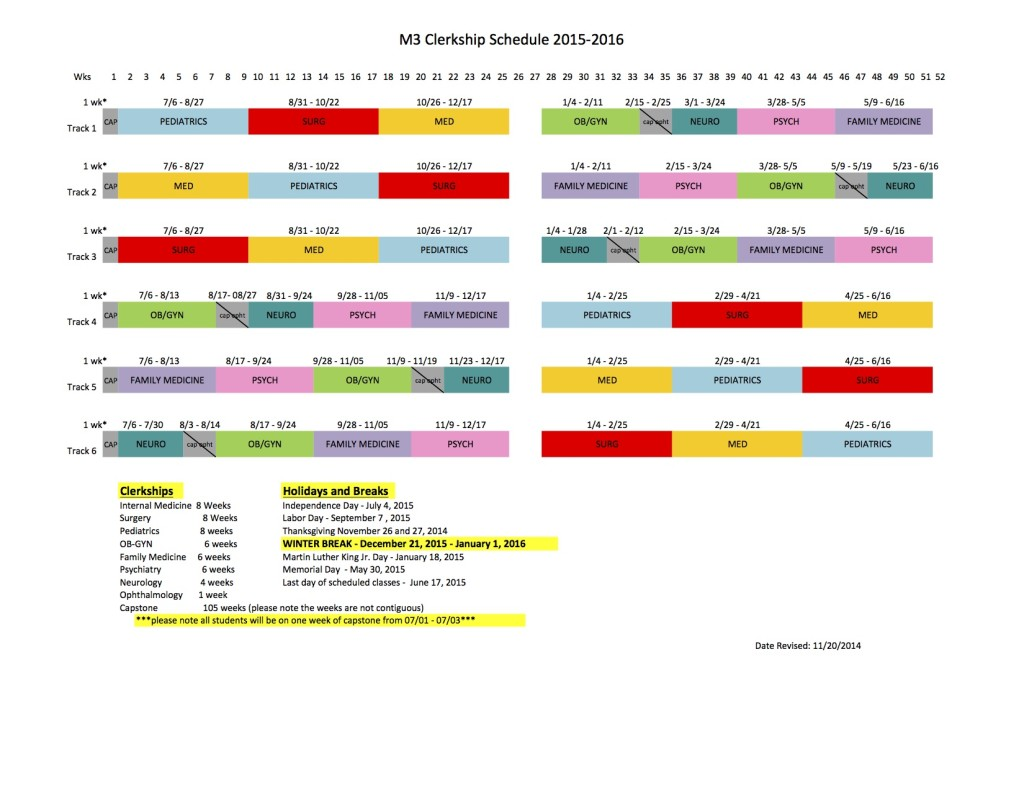 M3 Clerkship Calendar and Tracks 2015_2016 (1)