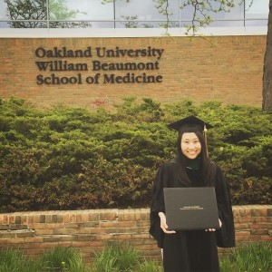 Amanda Xi Graduation